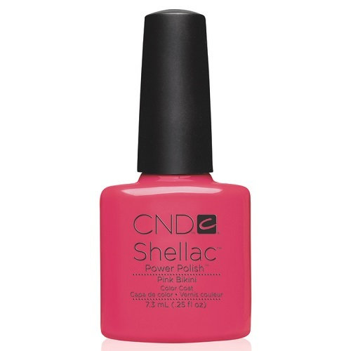 SHELLAC UV Color Coat - Pink Bikini .25 oz, 09944