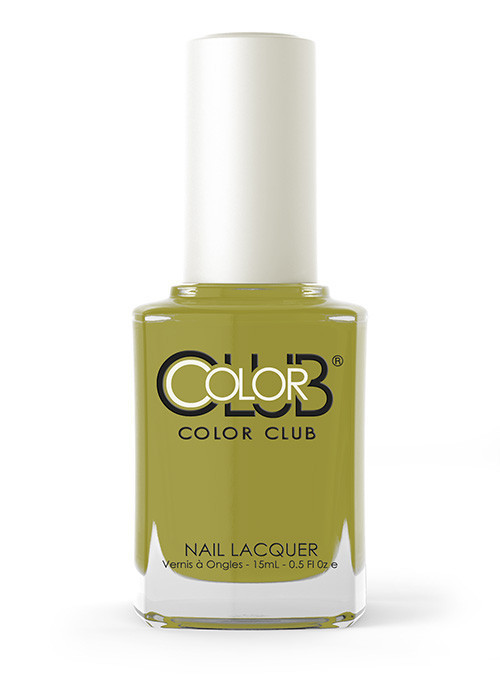 Color Club Lacquer, 05A1020 - TRIBE AND TRUE .5oz