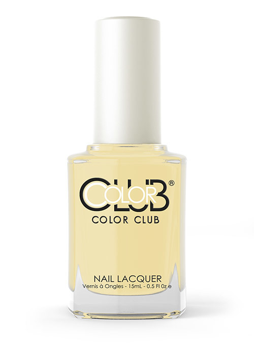 Color Club Lacquer, 05A1036 - MACAROON SWOON .5oz