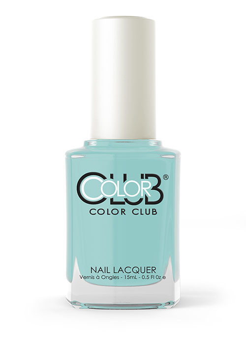 Color Club Lacquer, 05A1060 - SEA - ING BLUE .5oz