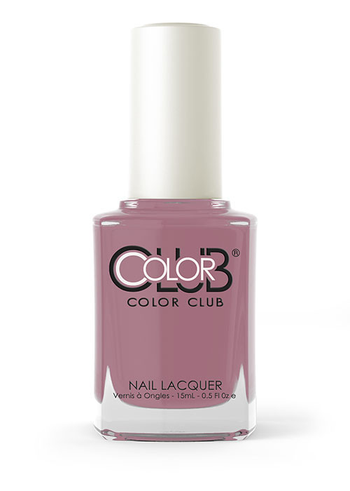 Color Club Lacquer, 05A1069 - MIDNIGHT MULBERRY .5oz