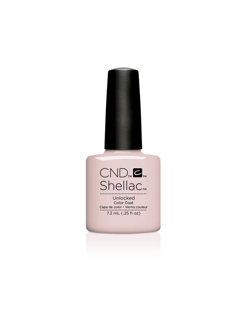 SHELLAC UV Color Coat .25oz - NUDE - Unlocked #92149