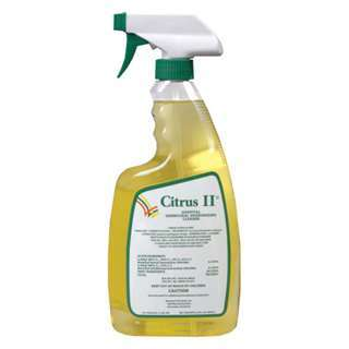 Citrus II Germicidal Deodorizing Spray Cleaner 22 fl. oz.