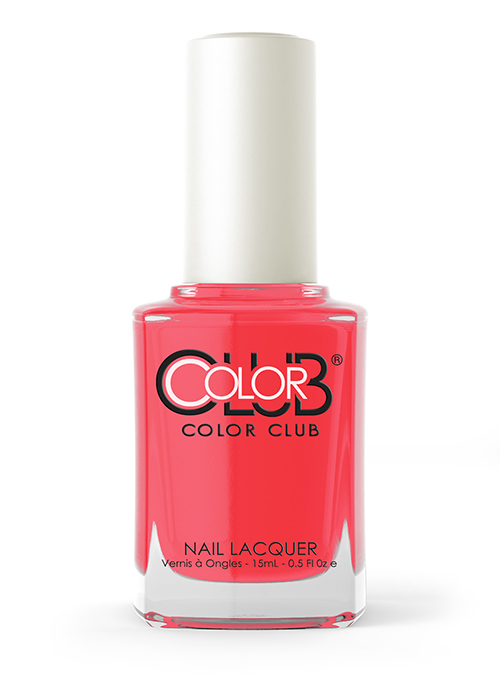 Color Club Lacquer, 05A225 - WATERMELON CANDY PINK .5oz