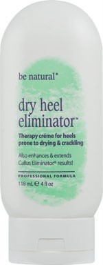 Be Natural Dry Heel Eliminator 4 oz