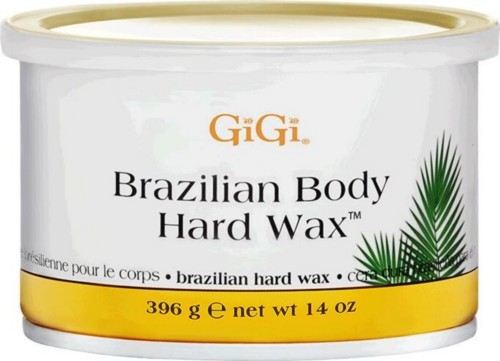 GIGI, #0899 Brazilian Body Hard Wax 14 oz