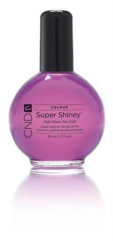CND Super Shiney High-Gloss Top Coat, 2.3oz