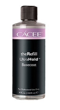 The Refill Ultra Hold Basecoat 4oz