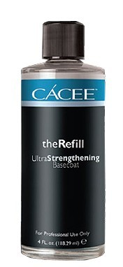 The Refill Ultra Strengthening Basecoat 4oz