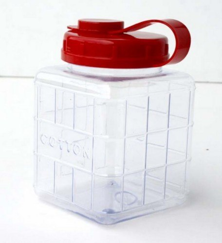 Cotton Dispenser Bottle, Small