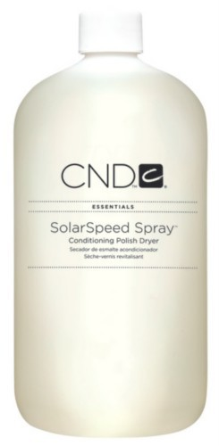 CND Quick Dry, SolarSpeed Spray 32oz