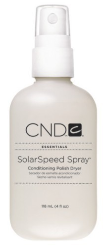 CND Quick Dry, SolarSpeed Spray 4oz