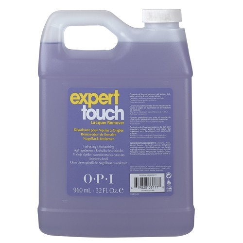 OPI Expert Touch Lacquer Remover 32oz