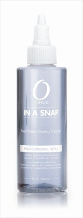 Orly In A Snap 4 oz