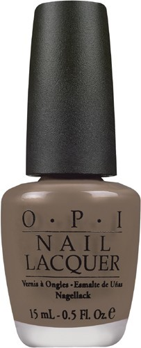 OPI Over The Taupe 0.5 oz NLB85