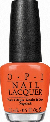 OPI A Good Man-Darin Is Hard To Find 0.5 oz NLH47