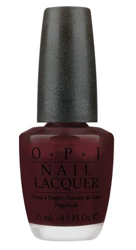 OPI Midnight In Moscow 0.5 oz NLR59