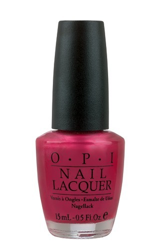OPI A-Rose At Dawn...Broke By Noon 0.5 oz NLV11