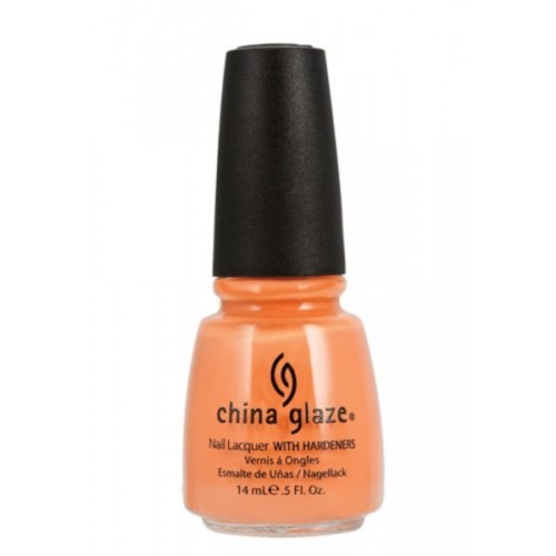 China Glaze Lacquer PEACHY KEEN .5 oz #80938
