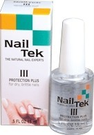 Nail Tek III Protection Plus 0.5oz
