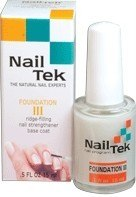 Nail Tek Foundation III 0.5oz