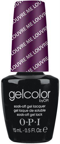 OPI GelColor - #GCF13 - Louvre Me, Louvre Me Not