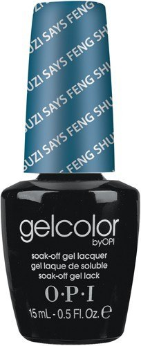 OPI GelColor - #GCH46 - Suzi Says Feng Shui