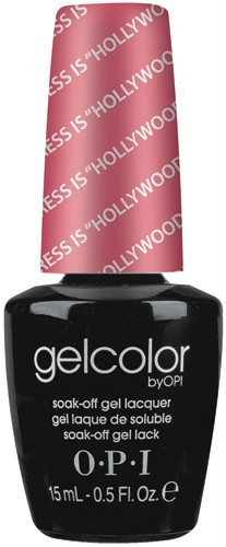 OPI GelColor - #GCT31 - My Address is Hollywood