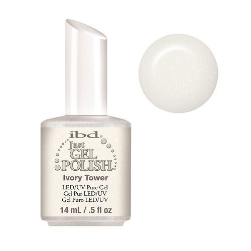 IBD Just Gel Polish - Ivory Tower .5 oz #56662