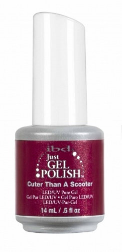 IBD Just Gel Polish - Cuter Than A Scooter .5 oz #56777