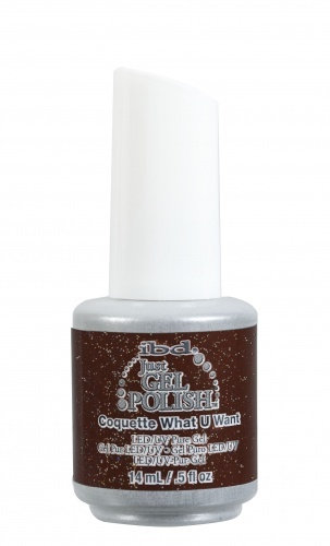 IBD Just Gel Polish - Coquette What U Want .5 oz #56915