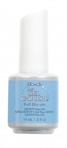IBD Just Gel Polish - Full Blu-um .5 oz #56924