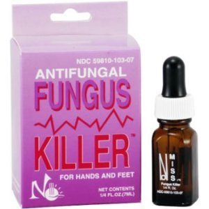 Antifungal Fungus Killer 0.25 oz