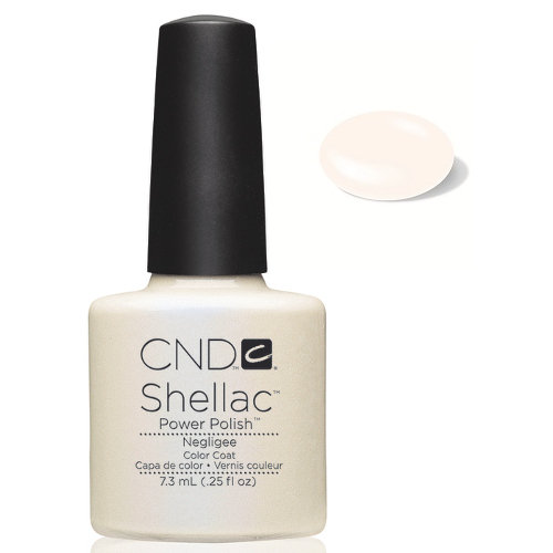 SHELLAC UV Color Coat - NEGLIGEE .25 oz, 40502