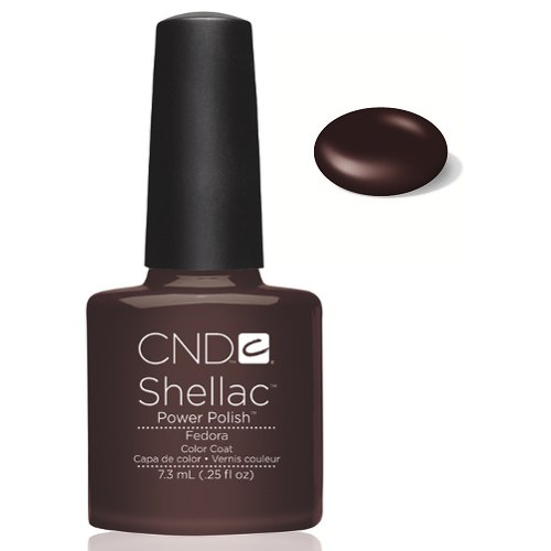 SHELLAC UV Color Coat - FEDORA .25 oz, 40510