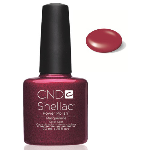 SHELLAC UV Color Coat - MASQUERADE .25oz, 40515