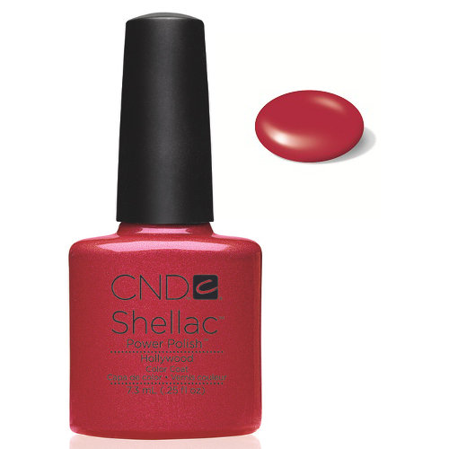 SHELLAC UV Color Coat - HOLLYWOOD .25 oz, 40521