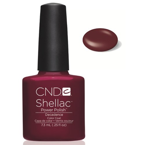 SHELLAC UV Color Coat - DECADENCE .25 oz, 40525