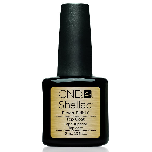 SHELLAC UV Top Coat .5 oz