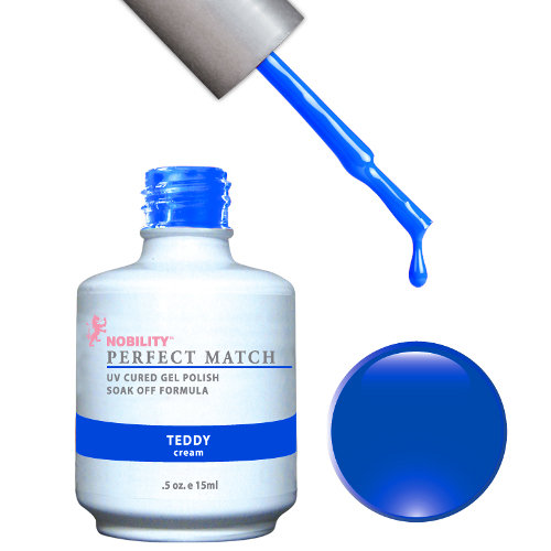 PERFECT MATCH - Gel Polish + Lacquer, TEDDY PMS41