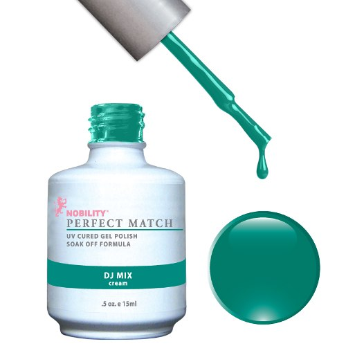 PERFECT MATCH - Gel Polish + Lacquer, DJ MIX PMS47