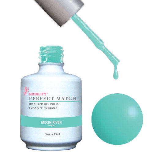 PERFECT MATCH - Gel Polish + Lacquer, MOON RIVER PMS71