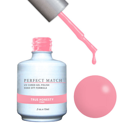 PERFECT MATCH - Gel Polish + Lacquer, TRUE HONESTY PMS94