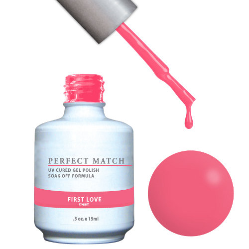 PERFECT MATCH - Gel Polish + Lacquer, FIRST LOVE PMS95