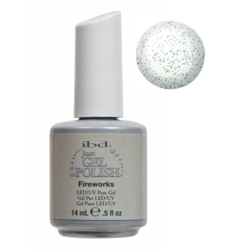 IBD Just Gel Polish - Fireworks .5 oz #56509