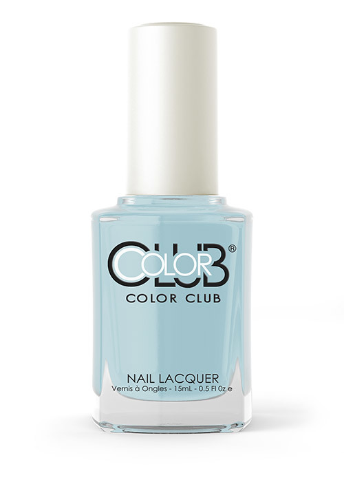 Color Club Lacquer, 05A878 - TAKE ME TO YOUR CHATEAU .5oz