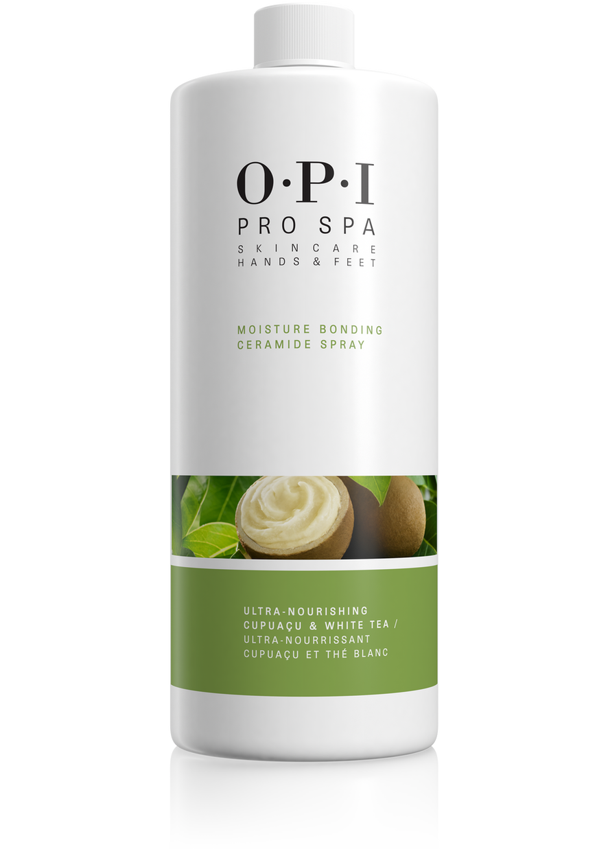 OPI ProSpa, #ASM52 - Moisture Bonding Ceramide Spray 28.5oz