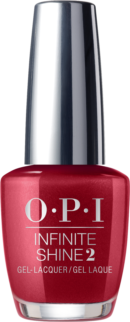OPI Infinite Shine - #ISLR53 - AN AFFAIR IN RED SQUARE
