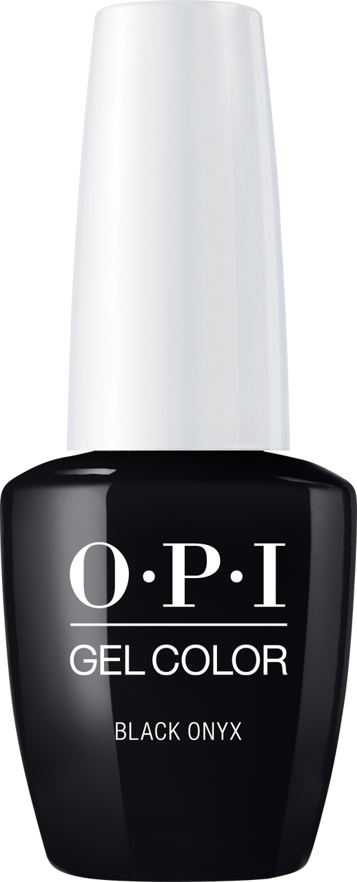 OPI GelColor - #GCT02A - BLACK ONYX .5oz