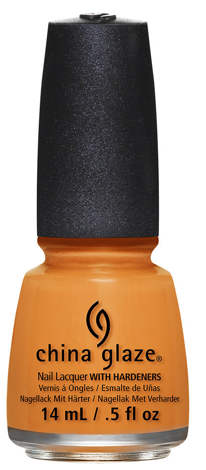 China Glaze Lacquer STOKED TO BE SOAKED .5 oz #81785